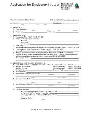 Please Complete Each Item(Print) Date of Application